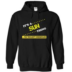 Its a SUN thing. T-Shirts, Hoodies (34$ ==► Order Here!)