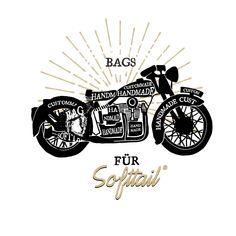 Rarebag Customleder - www.rarebag.de Harley Davidson Sportster, Custom Bags, Fur, Handmade, Pictures, Biker, Changing Brake Pads, Bags, Photos