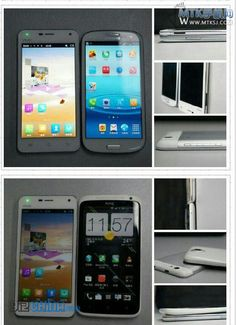 Vivo X1 spy photos see it compared with iPhone 5 and Samsung Galaxy S3