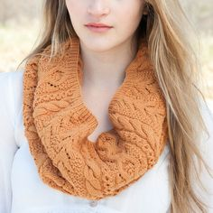 Kilkenny cowl by Quince and co.