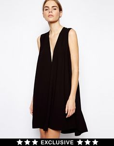 Buy Solace London Poppy Plunge Neck Mini Dress at ASOS. With free delivery and return options (Ts&Cs apply), online shopping has never been so easy. Get the latest trends with ASOS now. Vegas Dresses, Hi Low Dresses, Nice Dresses, Short Dresses, Girls Dresses, Jacket Dress, Dress Up, Plunge Dress, Costume