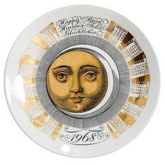 Piero Fornasetti Plate
