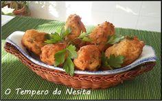 A vida de Nessy: Pastéis de Bacalhau by Tempero da Nesita