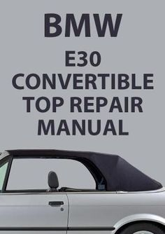 1984 1996 chevrolet parts and illustration catalog scr1 repair bmw e30 electric hydraulic convertible top repair manual fandeluxe Images