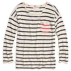 easy stripes from madewell