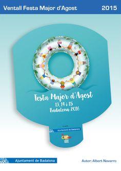 Festa Major d'Agost 2016 http://badalona.cat/portalWeb/?_nfpb=true&_pageLabel=cultura