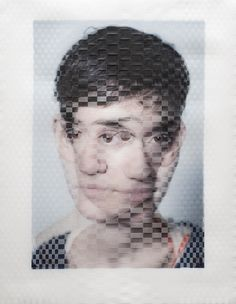 Woven Portraits by David Samuel Stern