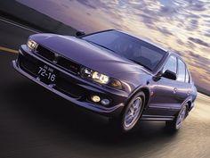 Mitsubishi Galant VR-4 (1998 – 2002).