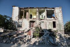 Δημιουργία - Επικοινωνία: Φονικός σεισμός στη Λέσβο: Μια νεκρή, 15 τραυματίε...