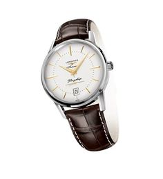 Longines - Flagship Heritage - Stainless steel
