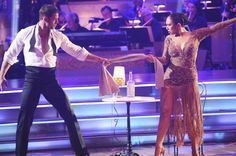 Dancing With The Stars Season 14 Spring 2012 William Levy and Cheryl Burke Argentine Tango