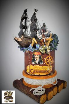 Pirates of the Caribbean  by Ionela by GNF ROMANIA
