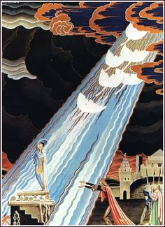 """Use for birth of Pi.: """" Kay Nielsen """""""