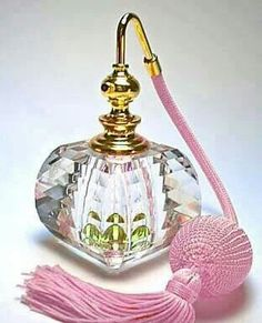 Fabulous perfume bottle/atomizer