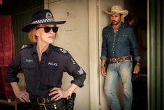 In a six-episode Australian series, an Indigenous detective and an outback sergeant team up in classic western fashion. John Waters, New York Times Arts, Ny Times, Play Episode, Regina Hall, Mystery, Go West, Version Francaise, Afro Punk