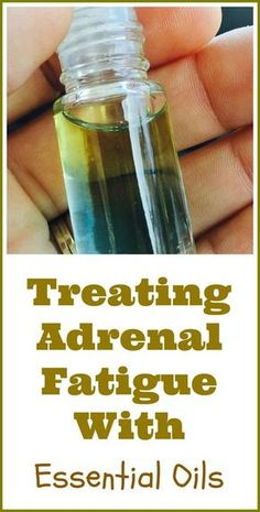 Essential oils are one of the natural remedies I used to help recover from a severe case of adrenal fatigue. Read why I think they helped.