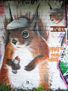 Squirrelarti. S11 « Little Bits of Sheffield