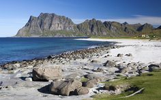 Lofoten Islands: With scenery like this, who needs a summer scorcher?