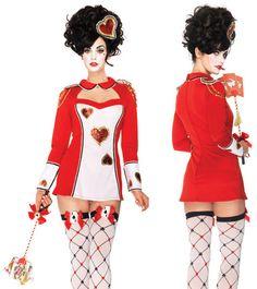 LEG AVENUE Card Guard Costume 83913