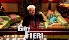 Watch SNL's Nightmarish Guy Fieri Christmas Special