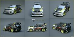 Dacia Duster Tuning 32 by cipriany