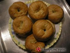 Bagels Αμερικάνικα    http://www.sintagespareas.gr/sintages/bagels-amerikanika.html#