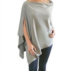 Yes or no? Breastfeeding fashion  Breastfeeding tops Nursing top MilkCloset.com