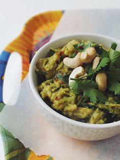 Vegan Green Coconut Curry Low FODMAP