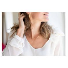 Le collier Martel associé aux créoles Résonance. . Les bijoux sont martelés à la main puis dorés à l'or fin. . . . . . #creolestyle #boucledoreille #creoles #collier #doré #rasdecou #tendance2020 #monstyle #tendancemode #morlaix #rennes #brest #madeinfrance #instamode #instabijou #boutiquebijoux #onparledemode #igjewelry #styledujour Brest, Camisole Top, Tank Tops, Instagram, Photos, Style, Women, Fashion, Trending Fashion