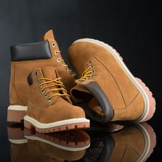"""Snag a pair of Timberland 6"""" Premium boots for the whole family."""