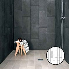 Esittelemme kaikki laattojen ladontamallit | Meillä kotona Tile Floor, Tiles, Bathtub, Flooring, Home, Iso, Bathroom Ideas, Google, Pattern