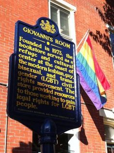 Owner selling Philadelphia LGBT bookstore Giovanni's Room — the oldest of its kind in the nation.