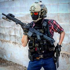 "1 Likes, 1 Comments - Zahal Israeli (@zahal_israeli) on Instagram: """"Weapon Transition!"" Black Powder Red Earth Imspired #loadout #aitsoft #pewpewlife #ar15…"""