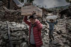 """Erdbeben #Seismologen befürchten neues Erdbeben in  Nepal """"...die Spannung an der Plattengrenze im Westen Nepals habe sich seit mindestens 510 Jahren nicht entladen. """" #seismologist #地震学家 # ผู้ชำนาญวิชาแผ่นดินไหว"""