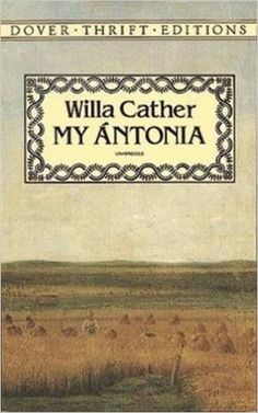 Day 2. One of Willa Cather's most celebrated novels, My Ántonia tells the deeply moving story of Ántonia Shimerda, a Bohemian immigrant whose family arrives in Nebraska in the late 1800s. Through this woman's story and that of her family and fellow immigrants, the resourcefulness and resilience of the pioneer spirit take center stage, as they do in the great American drama still unfolding today.