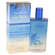 Cool Water Exotic Summer by Davidoff for Men