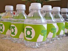 Green Lantern beverages