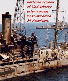 JUNE 8, 1967: THE USS LIBERTY MASSACRE is now a public story and known false flag which you'll have to do your own research to uncover this horrible truth (it's not hard to find what really happened). :(