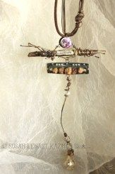 CAGING & WIREWORK JEWELRY by Susan Lenart Kazmer