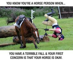 10 Things Only Horse People Understand