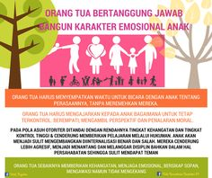 Orang Tua Bertanggung Jawab Bangun Karakter Emosional Anak ~ Infografis Kesehatan Muslim Brides, Family Rules, Pregnancy Info, Children And Family, Raising Kids, Kids And Parenting, Divorce, Your Child, Psychology