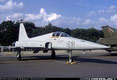 Northrop F-5E Tiger II aircraft picture
