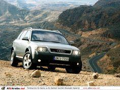 Audi Allroad quattro 25 TDi