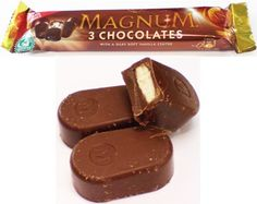 Walls Magnum Ice Cream Chocolates ... tempted to try them now?
