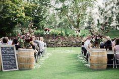 Photography: Alexandra Grace Photography - alexgracephotography.com Venue: Langdon Farms Golf Club  - www.langdonfarms.com/   Read More on SMP: http://www.stylemepretty.com/2015/10/06/classic-blush-langdon-farms-wedding/