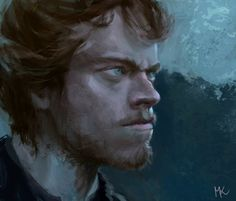theon greyjoy by likatnnes on DeviantArt