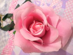 photo by me #plasticrose #plastik #gül #rose #pinkrose #pink #pembe #linens #nevresim