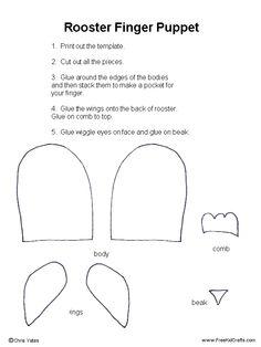 Finger mouse template maxwellsz