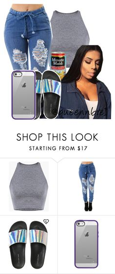 """Untitled #16"" by queennbre1 ❤ liked on Polyvore featuring Aéropostale and Belkin"
