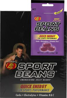 Jelly Belly Candy Company Sport Beans™ Jelly Beans® Berry